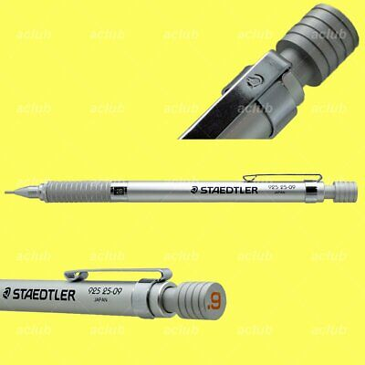 STAEDTLER graphite 925 25 SILVER Series premium Mechanical pencil 0.3 mm