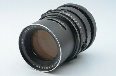 *Ex CLEAN GLASS!!* Mamiya Sekor C 250mm f/4.5 MF Lens for RB67 Pro S SD 16297