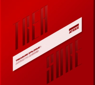 ATEEZ - TREASURE EPILOGUE : ACTION TO ANSWER [Red Ver.]