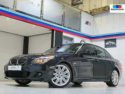 2009 Bmw 530I M Sport Saloon Auto 272 Bhp N53 - Rare Example - High Spec