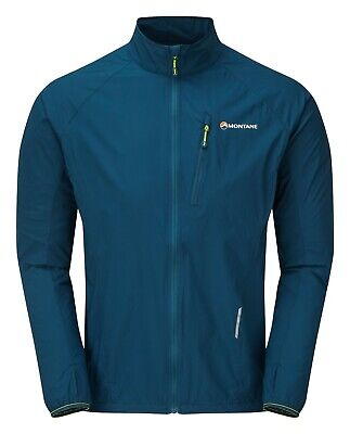 wind-resistant trail running top Montane Featherlite Trail SMU Jacket