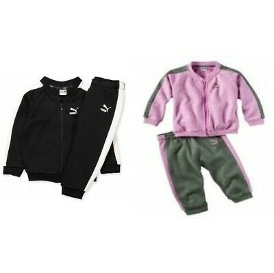 Puma Children MiniMe Prime Infant Jogger Tracksuit Jacket Trousers