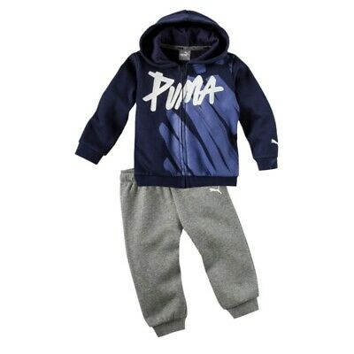 Puma Children Prime Infant Jogger Tracksuit Jacket Trousers