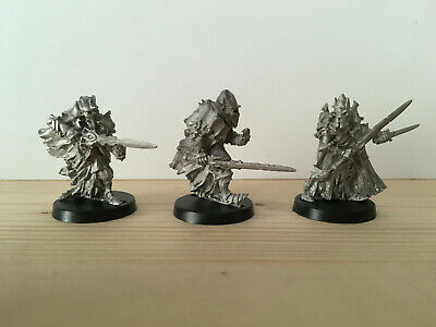 Games Workshop Citadel Lord of the Rings Lotr Castellans of Dol Guldur Metal
