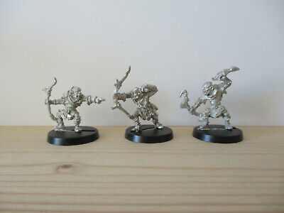 Games Workshop Citadel Lord of the Rings Lotr Orc Trackers Metal