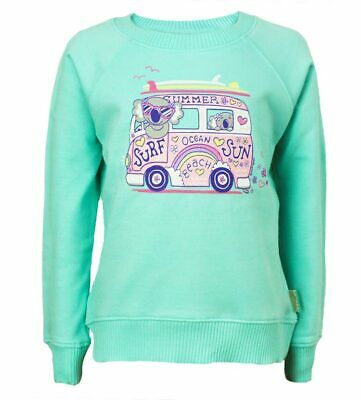 Girls Koala Kombi Kids Jumper