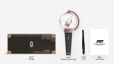 Pre-Order [Ateez] Ateez Official Light Stick + Tracking+Gift