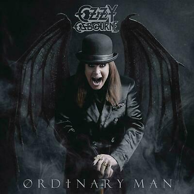 Ozzy Osbourne Ordinary Man CD 2020 NEW FREE SHIPPING preorder shipping 2/21