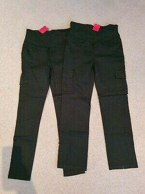 Ninth Moon Maternity Cargo Pants Size 12
