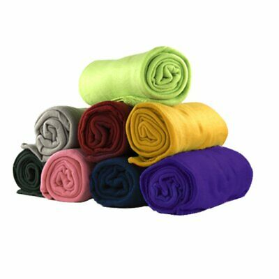 "Imperial Home 12 Pack Wholesale Soft Comfy Fleece Blankets - 60"" x 50"" Cozy Thro"