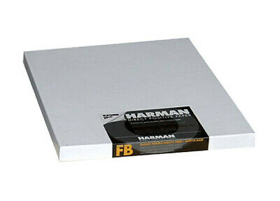 Harman Direct Positive Paper FB Glossy 8x10 inches 25 sheets