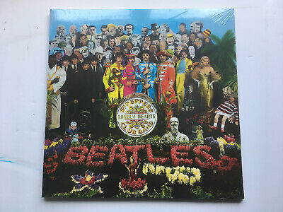"Beatles "" Sgt Pepper's Lonely Hearts Club Band"" 2016 Shrink Wrap Unplayed  Copy"