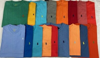 GENUINE Polo by Ralph Lauren Boys 18 /20 - Mens Medium T Shirt Short Sleeve