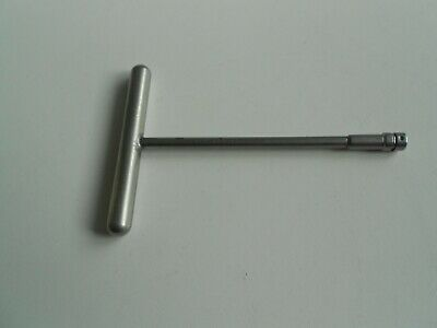 Surgical. Medical. Aesculap T Key. LZ 371 Stainless. Free UK P&P.
