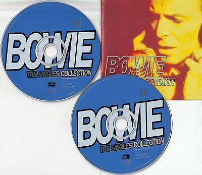 David Bowie - The Singles Collection (2 CD - Fatcase) (1993)