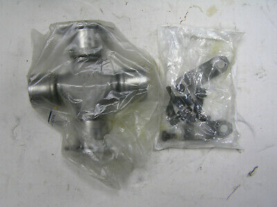 "MERITOR R675X UNIVERSAL JOINT KIT with STRAP KIT ""NEW"" ""COMPLETE"""