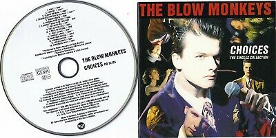 The Blow Monkeys - Choices,The Singles Collection  (1989)