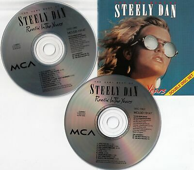 Steely Dan - Reelin' In The Years, The Very Best Of Steely Dan (MCLDD 19147)