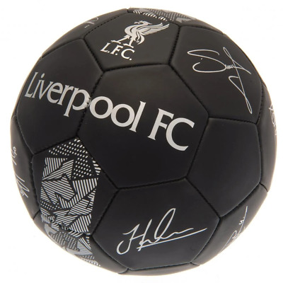 Liverpool FC Football Signature PH | OFFICIAL