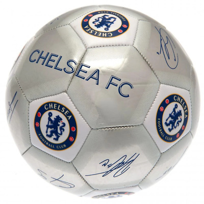 Chelsea FC Football Signature SV | OFFICIAL