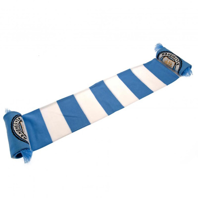Manchester City FC Bar Scarf | OFFICIAL