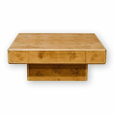 Howard Keith Furniture Arts & Crafts Cotswold School Oak Coffee Table c. 1970