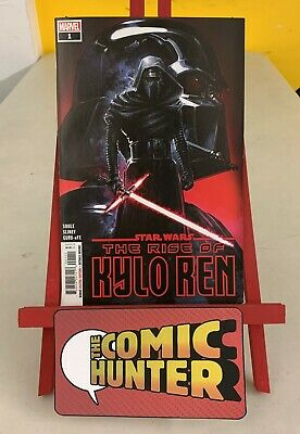 Star Wars The Rise of Kylo Ren #1 Charles Soule Will Sliney (7.5)