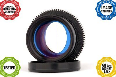 16KP 1.2/50mm super fast lens Sony E mount with FFG! *ANAMORPHIC BOKEH&FLARE*