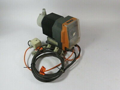 ProMinent G/5B0813PP2000D20001 Metering Pump 115V 50/60Hz 65W 6.7A 8 Bar  USED