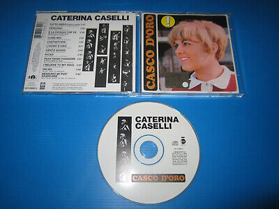 Caterina Caselli - Casco D'oro - Cgd East West 8573 80650-2 Nm/Nm 1999 Germany