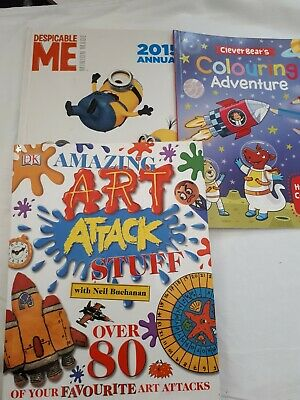Bundle Of Baby/toddler/preschool Toys, Inc Art craft puzzle colouring activity