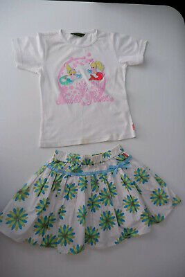 Oilily Skirt & Top Age 5 -6 Years Gc