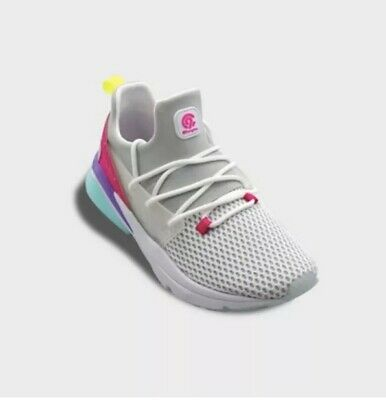 Girls' Performance Athletic Shoes - C9 Champion  Gray Size 13 Little Kids