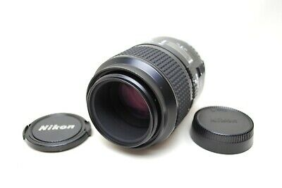 Nikon Telephoto AF Micro Nikkor 105mm f/2.8D Autofocus Lens From Japan Exc+++