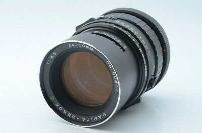 *Ex CLEAN GLASS!!* Mamiya Sekor C 250mm f/4.5 MF for RB67 Pro S SD  16361
