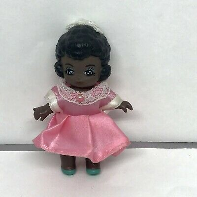 Dixie's Diner 1989 Patty Doll AA Black Original Outfit Tyco Epoch