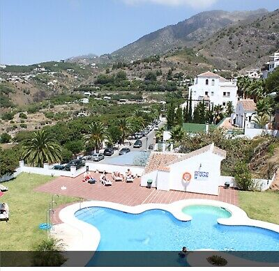 For Sale Beautiful Apartment in Frigiliana Spain