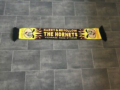 Watford Football Scarf - New