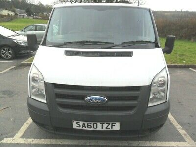 Reliable 2010 Ford Transit 2.2 Swb Van Sld Mot 2021 No Vat Drives Very Well