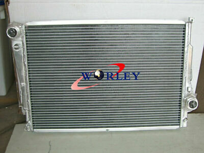 FOR BMW E46 M3 3.2 L S54 M-tuned engine M//T 2000-2006  ALUMINUM RADIATOR 56MM