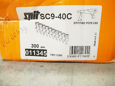 SPIT SC9 40C 40MM Collated Nails - 300pc Box