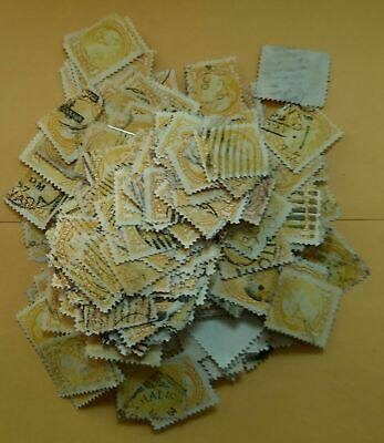 Canada #35 lot 1c   Bulk lot of 50 randomly selected from hundreds of stamps