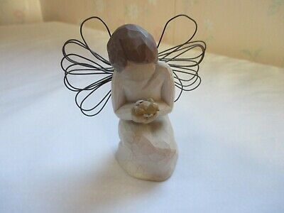 Willow Tree figurine - Angel of Miracles - Susan Lordi - collectable