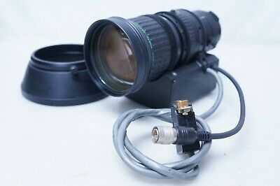 FUJINON AT S16X6.7BMD-D24 1:1.4/6.7-107 mm Aspheric 16X TV Zoom Lens | READ