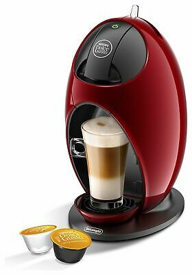 Nescafe Dolce Gusto Jovia by De'Longhi - EDG250R Pod Coffee Machine - red or bla