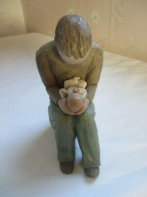 Willow Tree figurine - New Dad - Susan Lordi - collectable