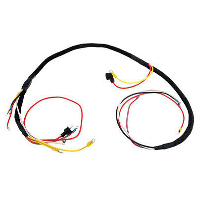 Ford 8N Tractor Wiring Harness Front Mount Distributor 6 Volt 86606459 8N14401B