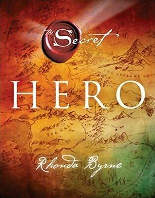 Hero (Secret (Rhonda Byrne)), Rhonda Byrne, Like New, Hardcover