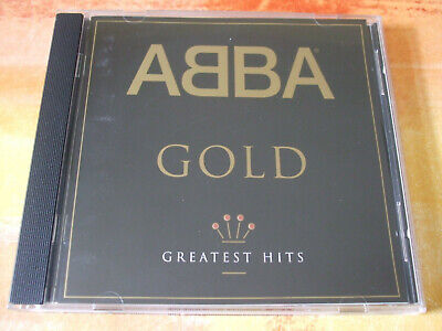 ABBA GOLD - Greatest Hits - (CD) - Année 1992 - 19 Titres