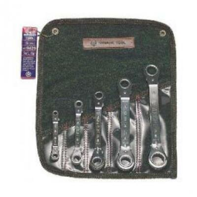 WRIGHT TOOL COMPANY WRENCH SET Racheting offset 12 pt